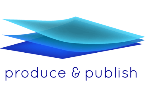 Produce and Publish Logo